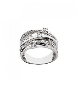 Unike Jewellery Classy Shiny Joia Anel Mulher UK.AN.1206.0039