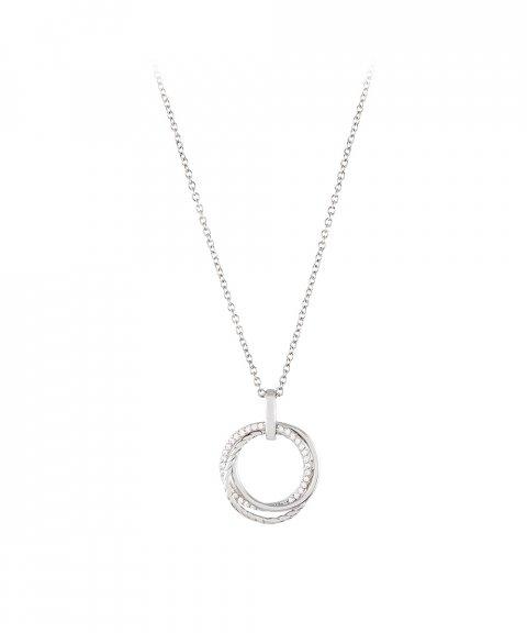 Unike Jewellery Classy Circle Joia Colar Mulher UK.CL.1204.0032