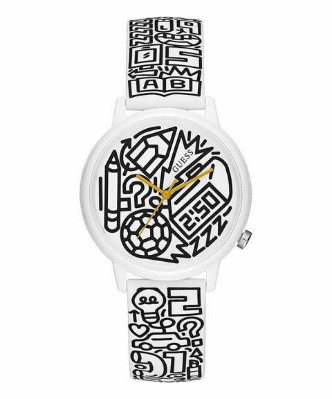 Guess Originals Graffiti Print Relógio V0023M9