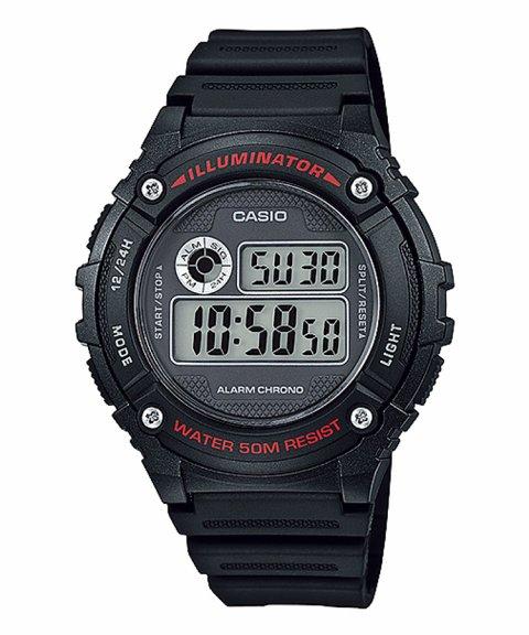 Casio Collection Relógio Homem W-216H-1AVEF