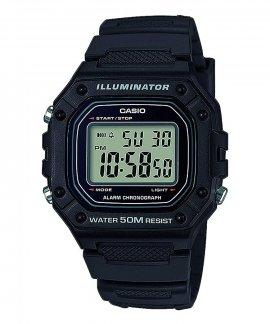 Casio Collection Relógio Homem W-218H-1AVEF