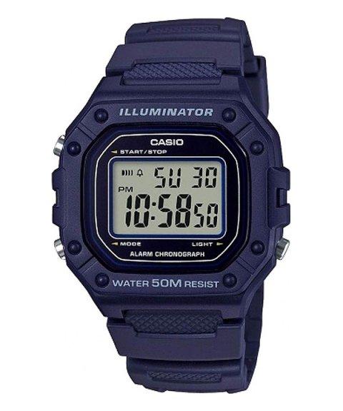 Casio Collection Relógio Homem W-218H-2AVEF