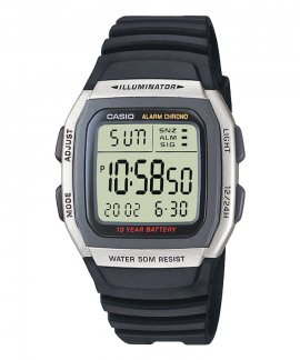 Casio Collection Relógio Homem W-96H-1AVES