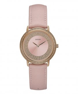 Guess Sparkling Pink Relógio Mulher W0032L7