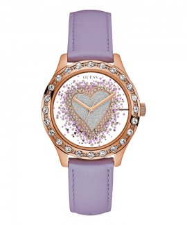 Guess Heart Relógio Mulher W0909L3
