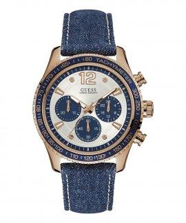Guess Fleet Relógio Homem Chronograph W0970G3