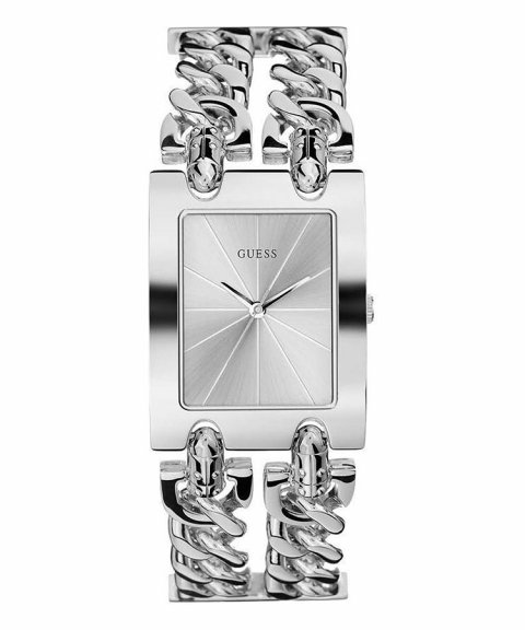 Guess Heavy Metal Relógio Mulher W1117L1