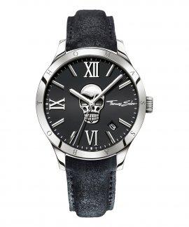 Thomas Sabo Rebel Icon Skull Relógio Homem WA0210-218-203