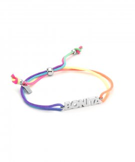 Mr. Wonderful Funny Rainbow Bonita Joia Pulseira WJ30004