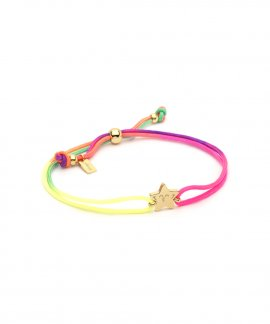 Mr. Wonderful Funny Rainbow Star Joia Pulseira WJ30104