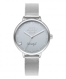 Mr. Wonderful Shine and Smile Relógio Mulher WR10200