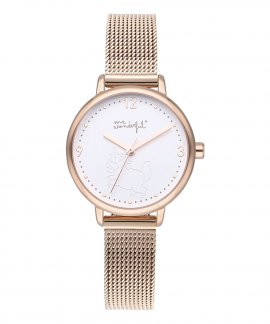 Mr. Wonderful Relógio Mulher WR15001