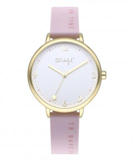 Mr. Wonderful Time for Fun Relógio Mulher WR40100