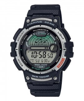 Casio Collection Fishing Gear Relógio Homem WS-1200H-1AVEF