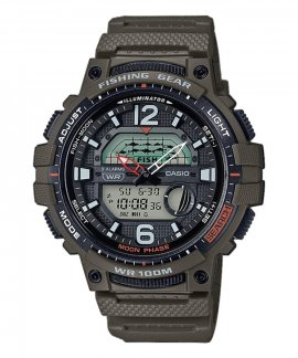 Casio Collection Fishing Gear Relógio Homem WSC-1250H-3AVEF