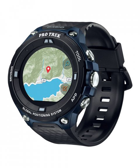 Casio Pro Trek Smart Relógio Homem WSD-F20A-BUAAE