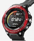 Casio Pro Trek Smart Relógio WSD-F21HR-RDBGE