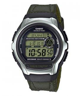 Casio Collection Wave Ceptor Relógio Homem WV-M60B-3AER