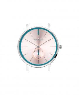 Watx and Co 38 Analogic Granite Green Pink Relógio Mulher WXCA1010