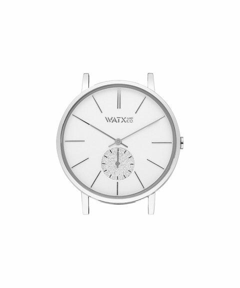 Watx and Co 38 Analogic Iris Silver Relógio Mulher WXCA1015