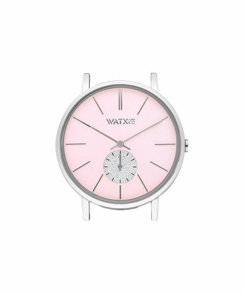 Watx and Co 38 Analogic Iris Pink Relógio Mulher WXCA1016