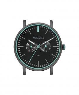 Watx and Co 44 Analogic Crush Black Relógio WXCA2718
