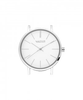 Watx and Co 38 Analogic Basic White Relógio Mulher WXCA3001