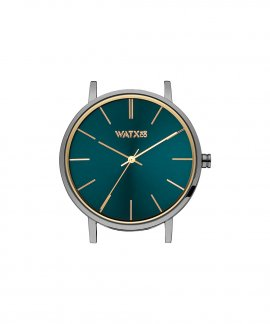 Watx and Co 38 Analogic Sparkling Blue Relógio Mulher WXCA3016