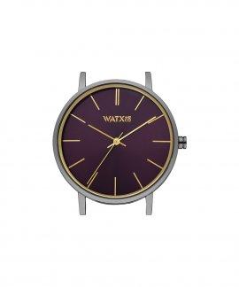 Watx and Co 38 Analogic Sparkling Purple Relógio Mulher WXCA3017