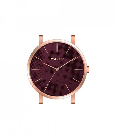 Watx and Co 38 Analogic Pixel Purple Relógio Mulher WXCA3024