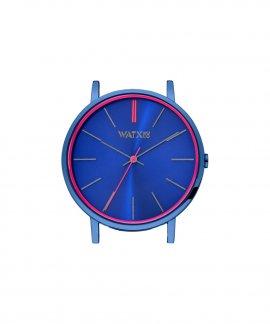 Watx and Co 38 Analogic Psicotropical Blue Relógio Mulher WXCA3026