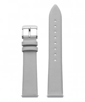 Watx and Co 38 Basic Light Grey Bracelete Mulher WXCO1001