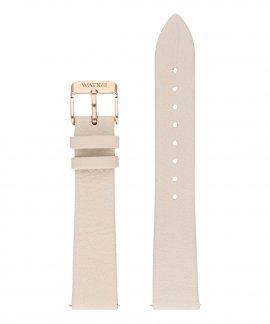 Watx and Co 38 Club Beige Bracelete Mulher WXCO1028
