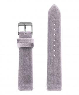 Watx and Co 38 Velvet Lilac Bracelete Mulher WXCO1029