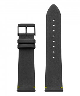 Watx and Co 44 Glow Black Yellow Bracelete WXCO1729