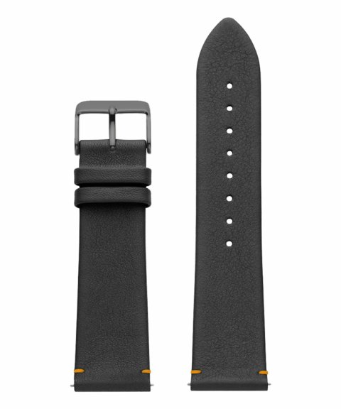 Watx and Co 44 Glow Black Orange Bracelete WXCO1731