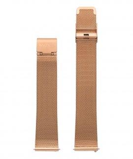 Watx and Co 38 Basic Mesh Rose Gold Bracelete Mulher WXCO2002
