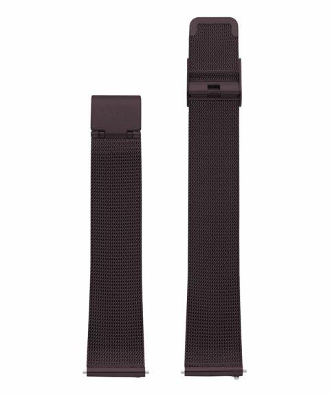 Watx and Co 38 Pixel Mesh IP Purple Bracelete Mulher WXCO2005