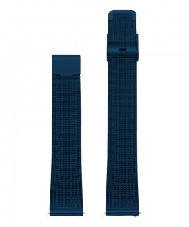 Watx and Co 38 Psicotropical Mesh IP Blue Bracelete Mulher WXCO2006