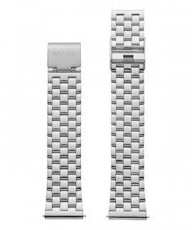 Watx and Co 38 Basic Silver Bracelete Mulher WXCO3006