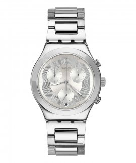 Swatch Irony Silver Ring Relógio Mulher YCS604G