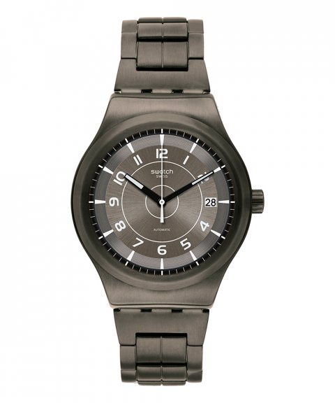 Swatch Sistem51 Sistem Brushed Relógio Homem Automatic YIM400G