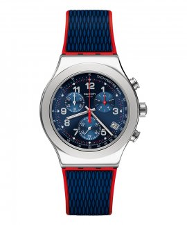 Swatch Irony Secret Operation Relógio Homem Chronograph YVS452