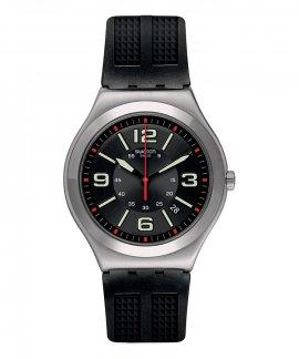 Swatch Irony Black Grid Relógio Homem YWS444