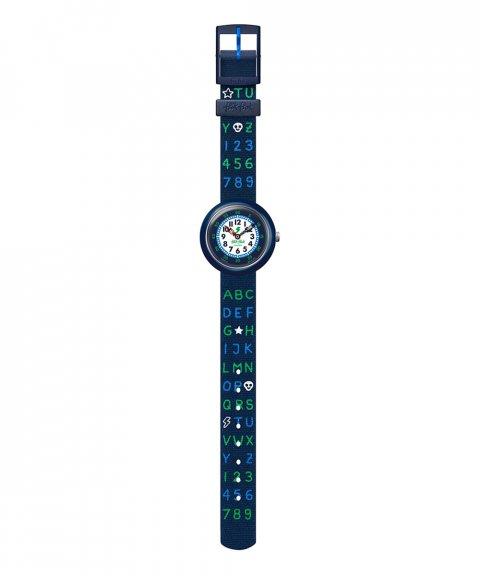 Flik-Flak Blue AB34 Relógio Menino ZFBNP132
