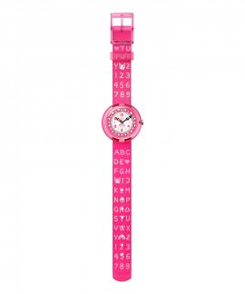Flik-Flak Pink AB34 Relógio Menina ZFBNP133