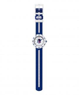 Flik-Flak Star Wars R2-D2 Relógio Menino ZFFLP006