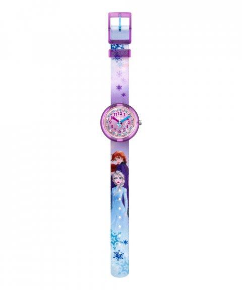 Flik-Flak Disney Frozen 2 Relógio Menina ZFLNP031