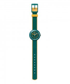 Flik-Flak Color Blast Green Relógio ZFPNP048
