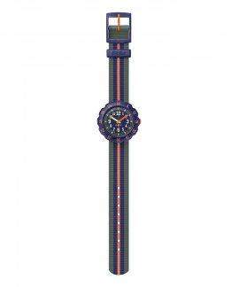 Flik-Flak Orange Line Relógio Menino ZFPSP021